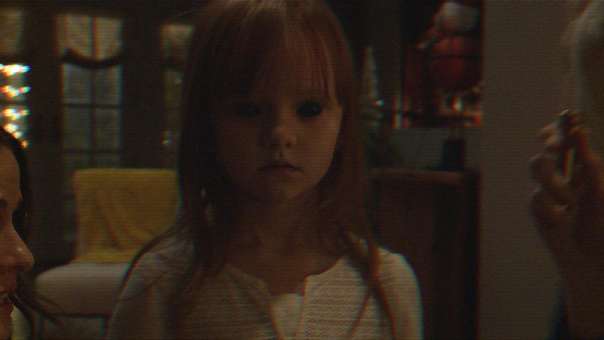 Ivy George en Paranormal Activity: Dimesión Fantasma