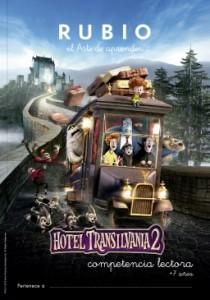 Portada cuaderno RUBIO Hotel Transilvania 2