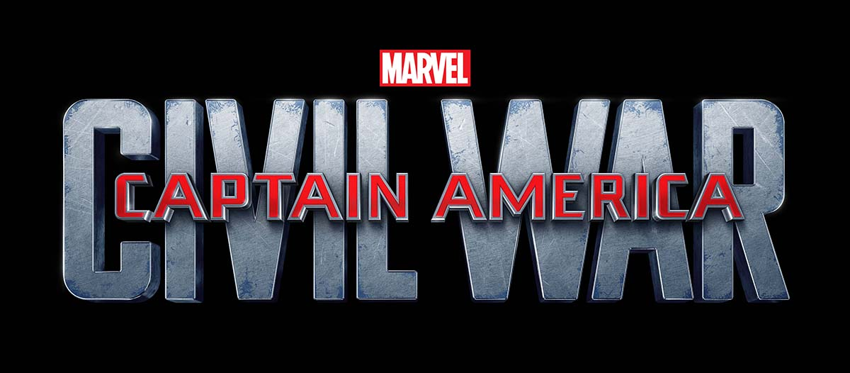 Capitán América: Civil War - Logo