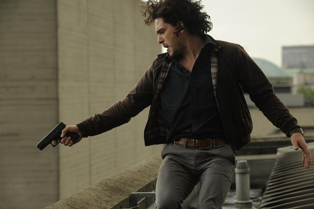 Kit Harington en Doble identidad: Jaque al MI5