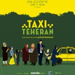Taxi Téhéran - Poster