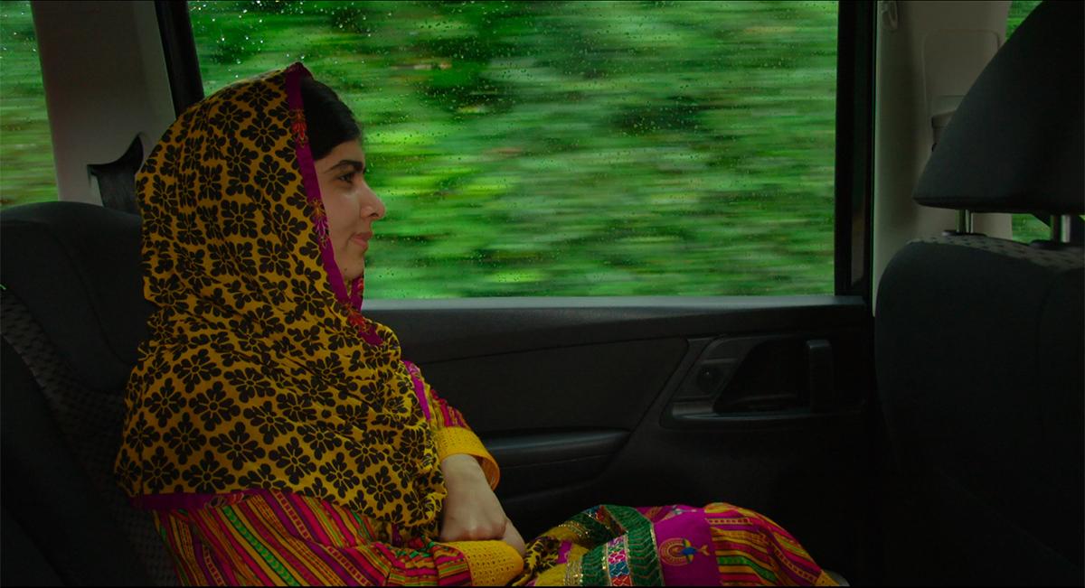 Malala Yousafzai en Él me llamó Malala