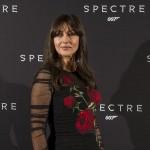 Monica Belluci en la presentación de Spectre (3)