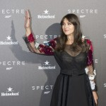 Monica Belluci en la premier de Spectre (3)