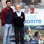 Lluís Marqués y Fernando Colomo en la presentación de Isla Bonita