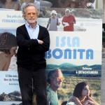 Fernando Colomo en la presentación de Isla Bonita