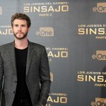 Liam Hemsworth en la presentación de prensa de Los juegos del hambre: Sinsajo - Parte 2 (2)