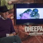 Jacques Audiard en la presentación de Dheepan