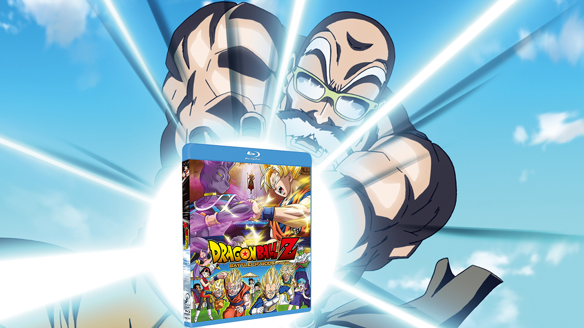 Muten Roy + Blu ray Dragon Ball Z: La batalla de los dioses