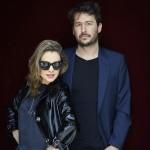 Dolores Fonzi y Santiago Mitre en la presentación de Paulina (3)