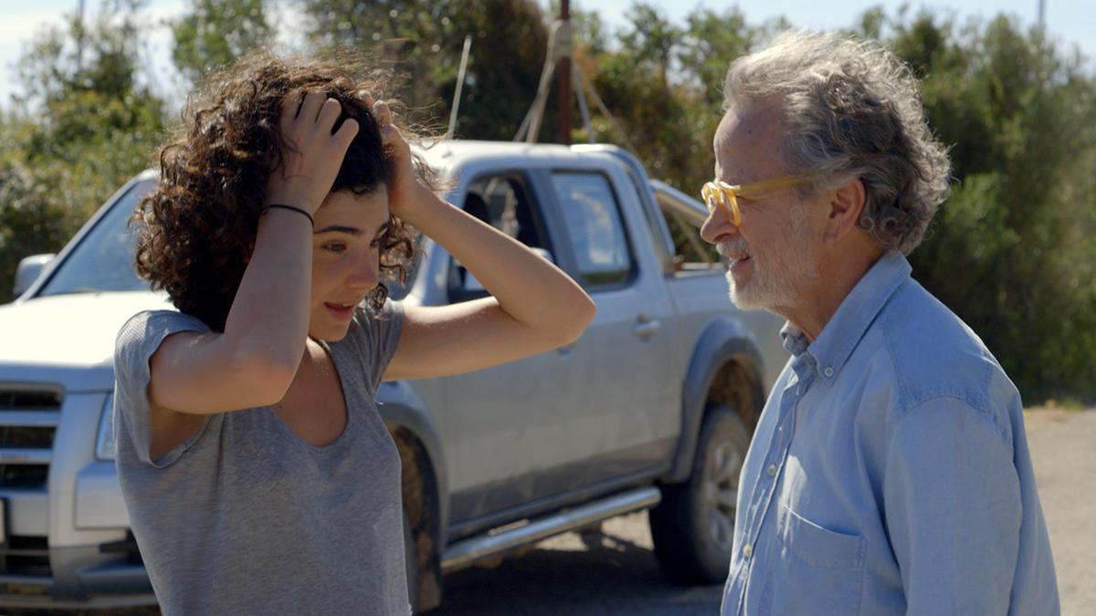 Olivia Delcán y Fernando Colomo en Isla Bonita