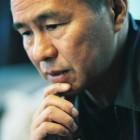 Hao Hsiao Hsien en el rodaje de The assassin