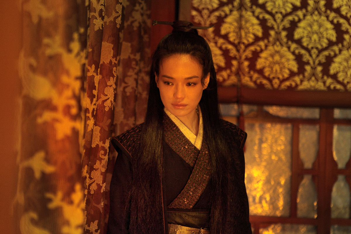 Qi Shu en The assassin