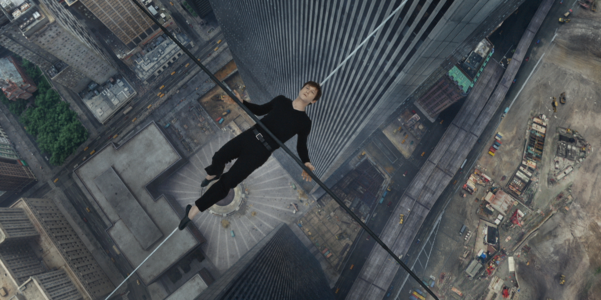 Joseph Gordon-Levitt en El desafío (The Walk)