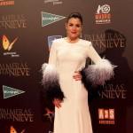 Adriana Ugarte en la premier de Palmeras en la nieve (3)