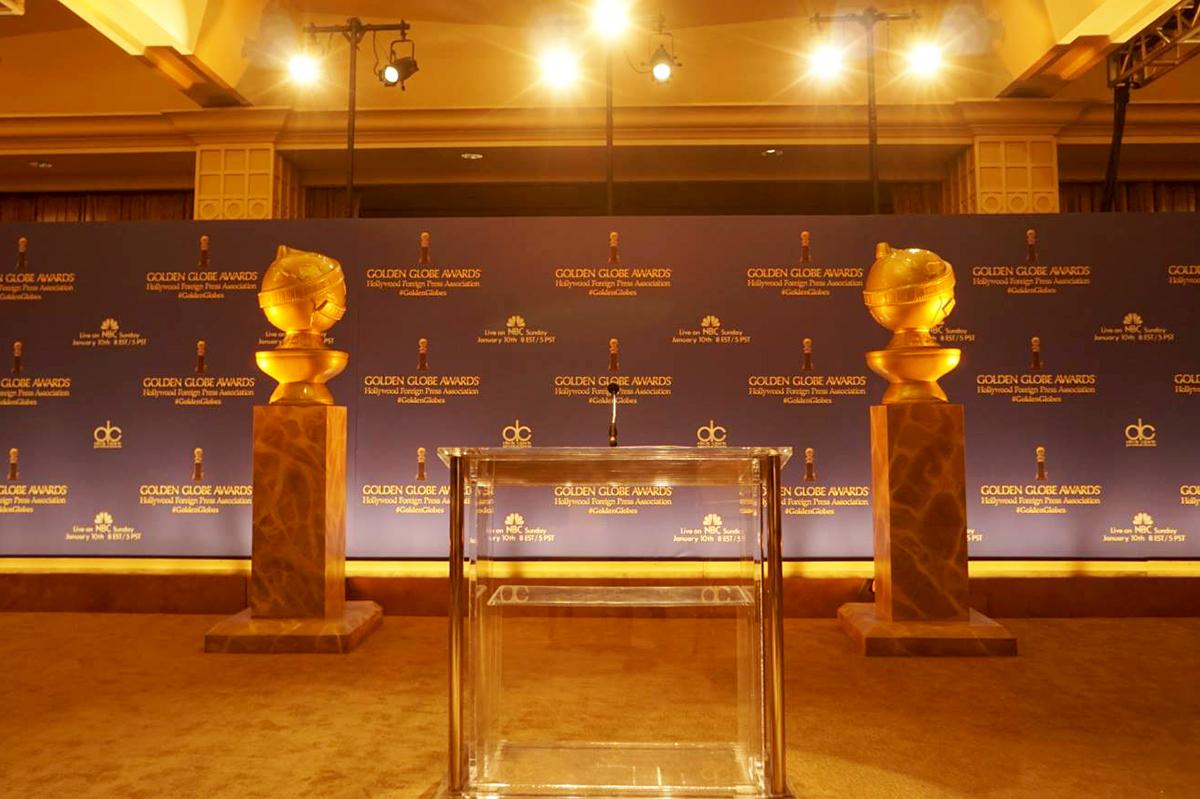 Nominaciones Golden Globes 2016 (©HFPA)
