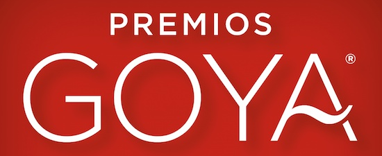 Logo Premios Goya 2016
