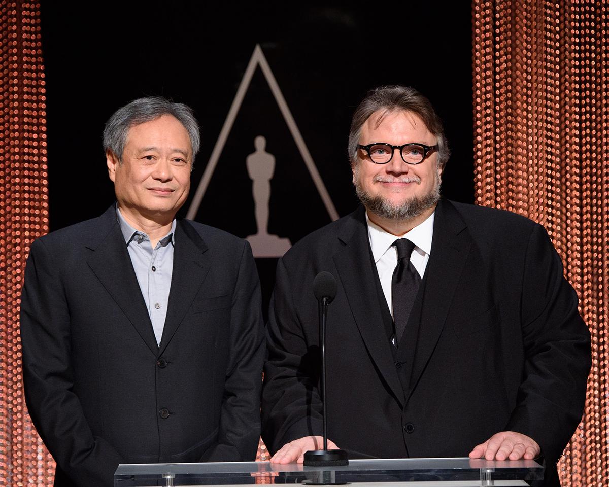 Ang Lee y Guillermo del Toro en las nominaciones a los Oscars 2016