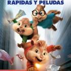 Alvin y las ardillas: Fiesta sobre ruedas - Poster final