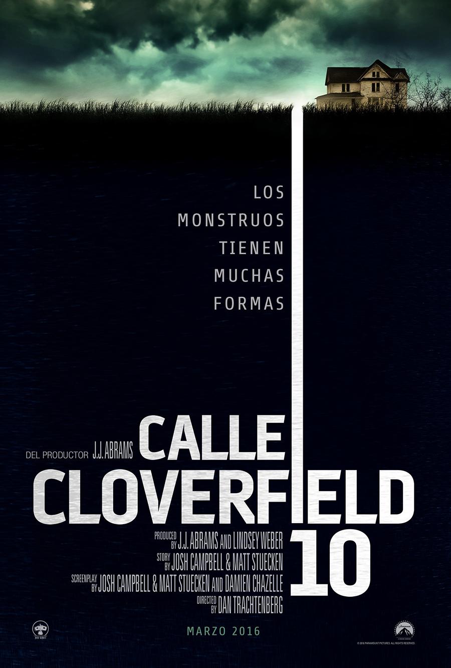 Calle Cloverfield 10 -Teaser poster