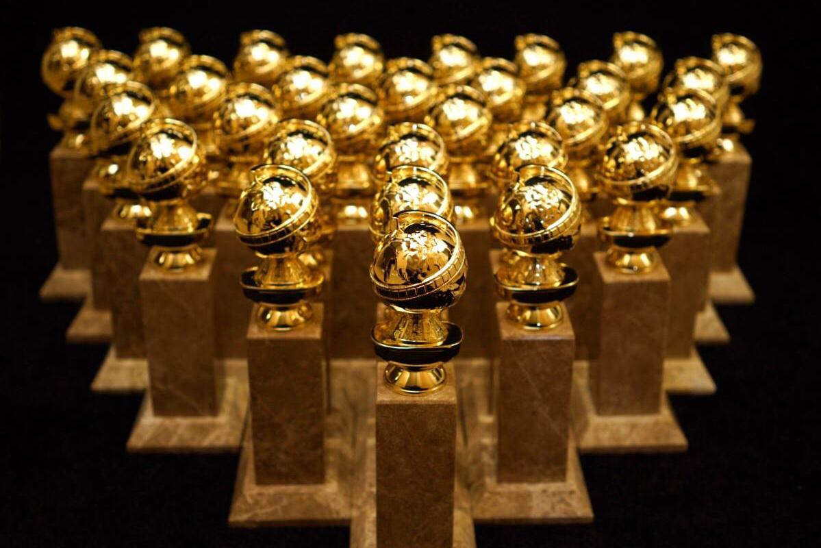 Golden Globes 2016 (©HFPA)
