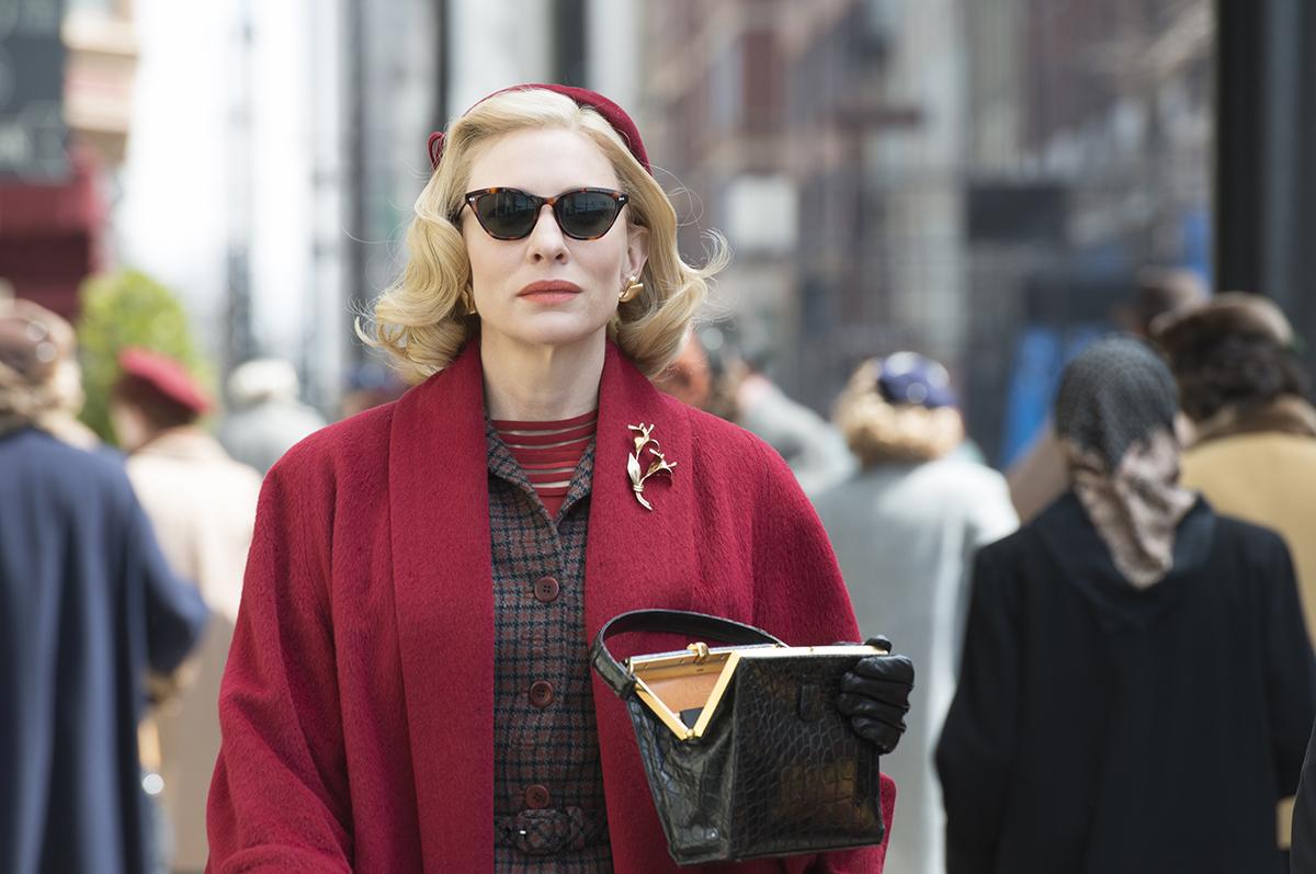Cate Blanchett en Carol