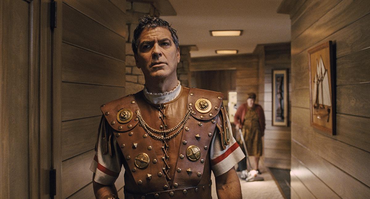 George Clooney en ¡Ave, César!