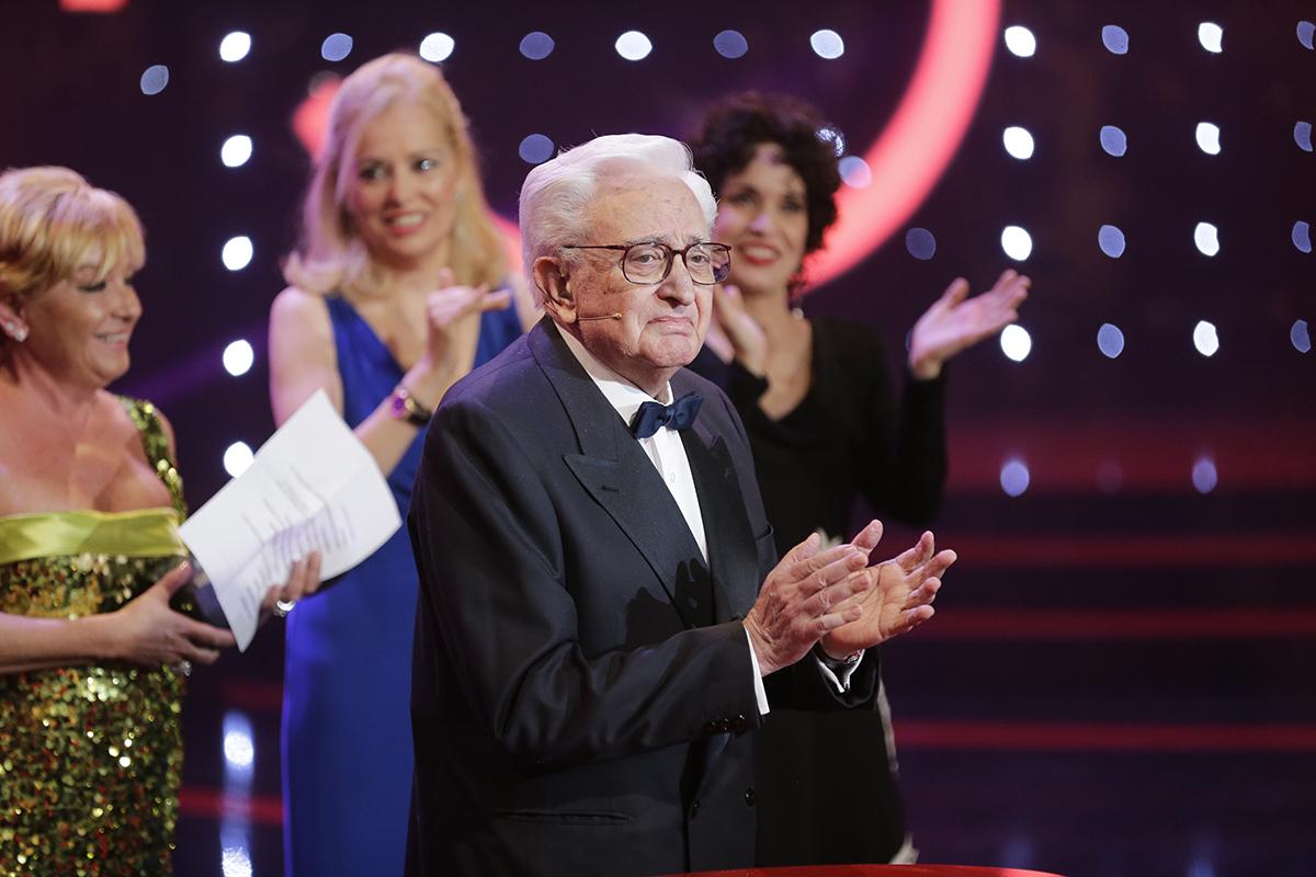 Mariano Ozores en Premios Goya 2016