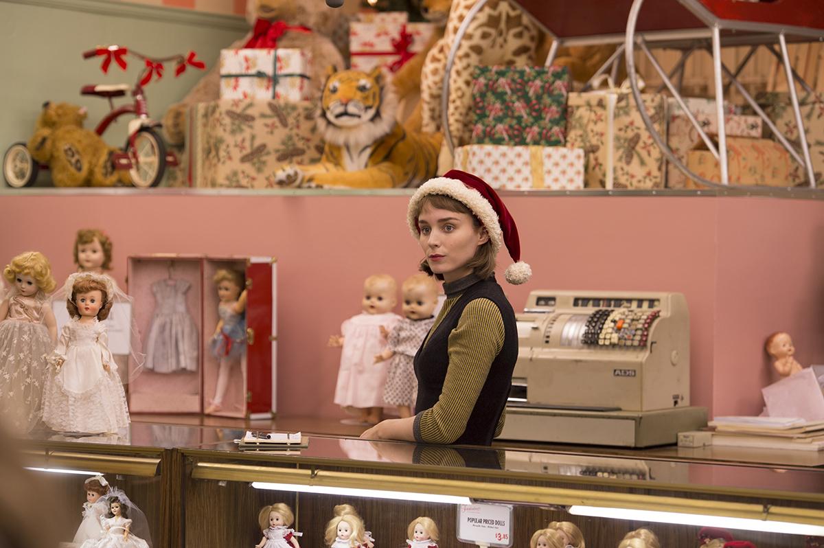 Rooney Mara en Carol
