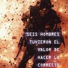 13 horas: Los soldados secretos de Bengasi - Poster