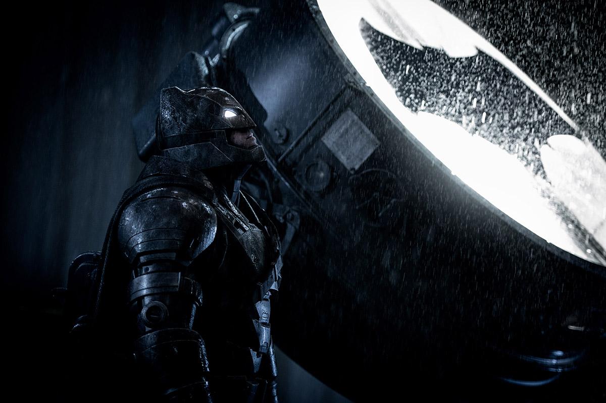 Ben Affleck en Batman v. Superman: El amanecer de la justicia