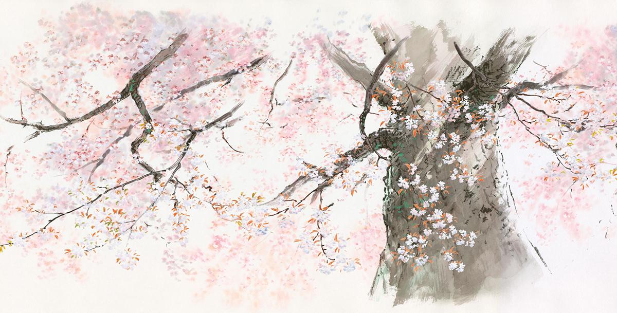 Fotograma de El cuento de la princesa Kaguya
