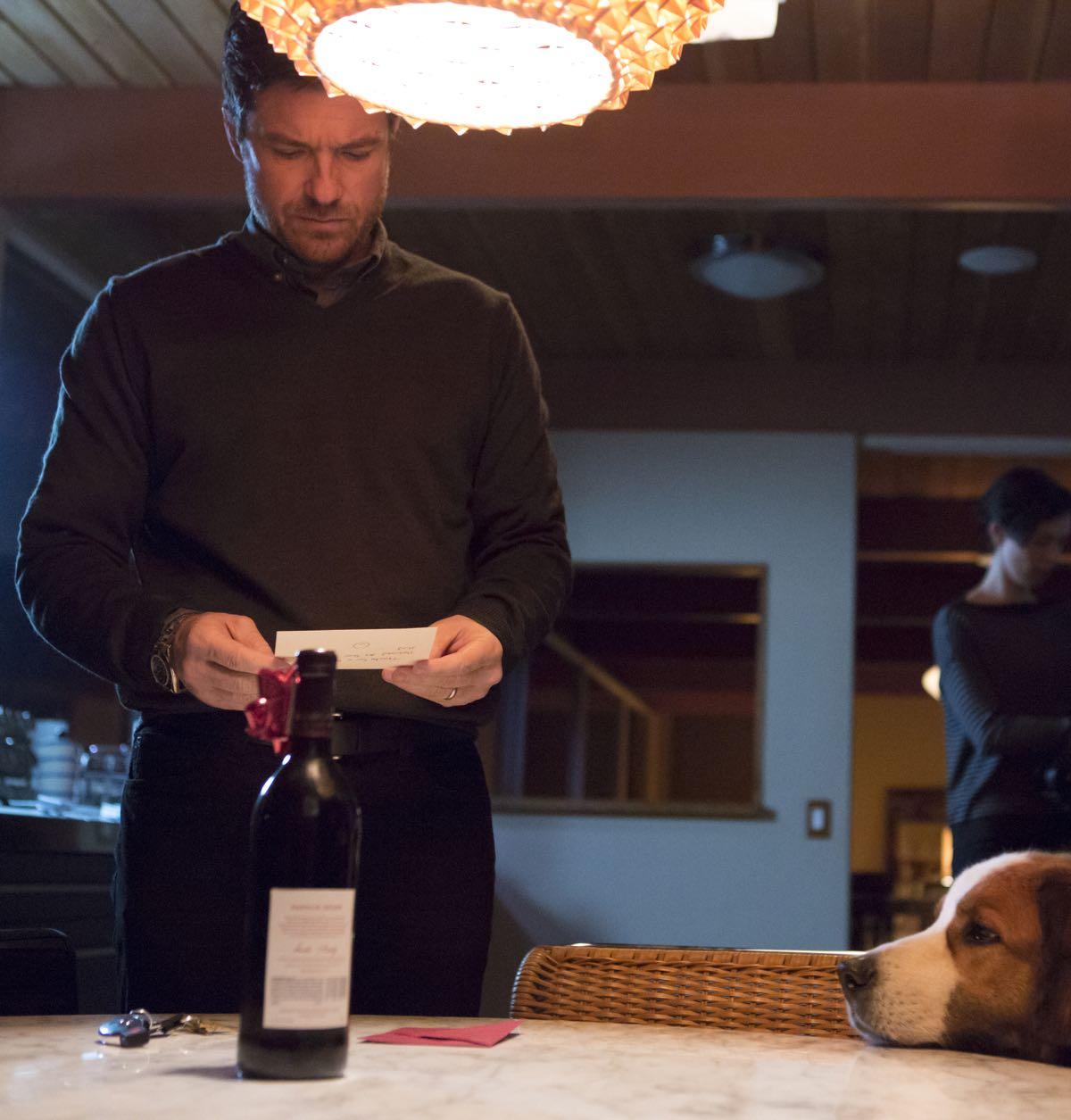 Jason Bateman en El regalo