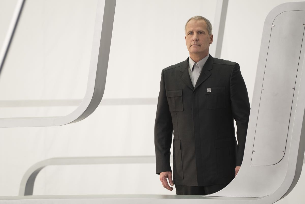 Jeff Daniels en La serie Divergente: Leal