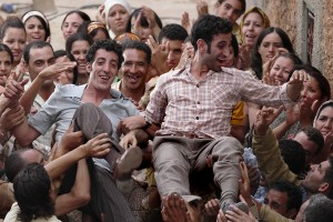 Khereddine Ennasri y Kheiron en O los tres o ninguno
