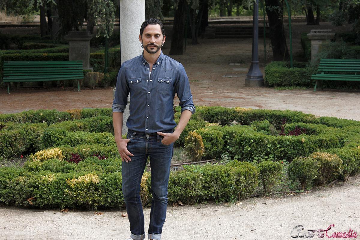 Paco León en el rodaje de KIKI, el amor se hace