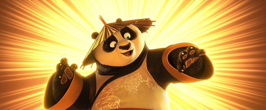 Po en Kung Fu Panda 3