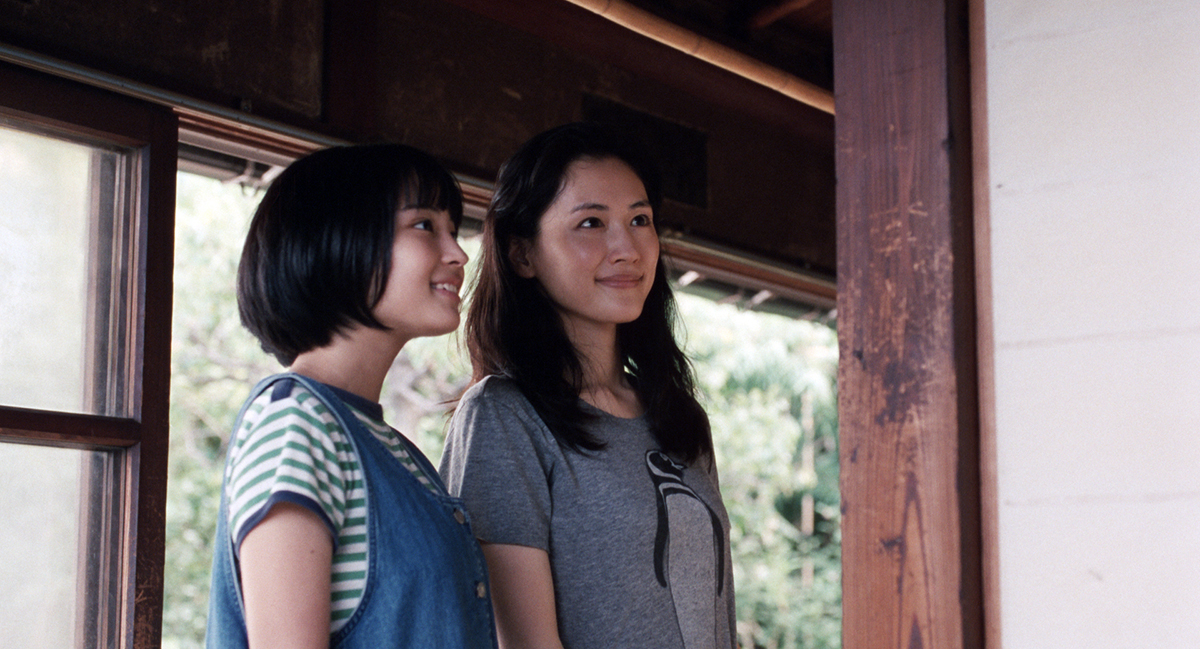 Suzu Hirose y Masami Nagasawa en Nuestra hermana pequeña