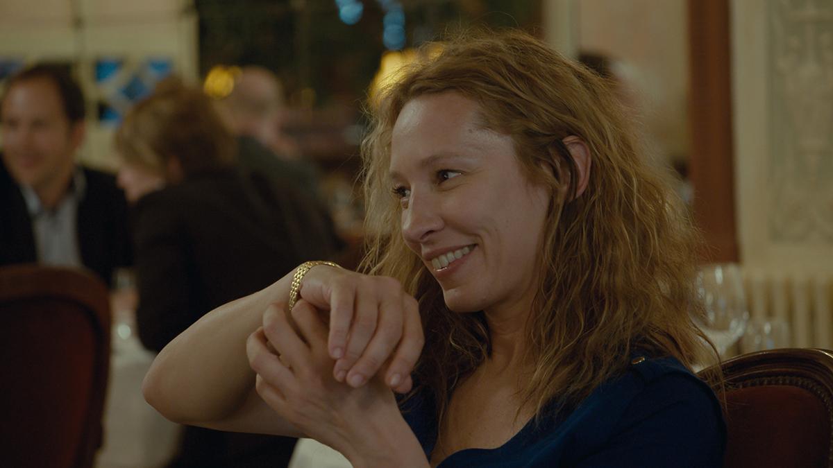 Emmanuelle Bercot en Mi amor