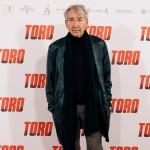 José Sacristán en la presentación de Toro