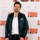 Kike Maíllo en la presentación de Toro