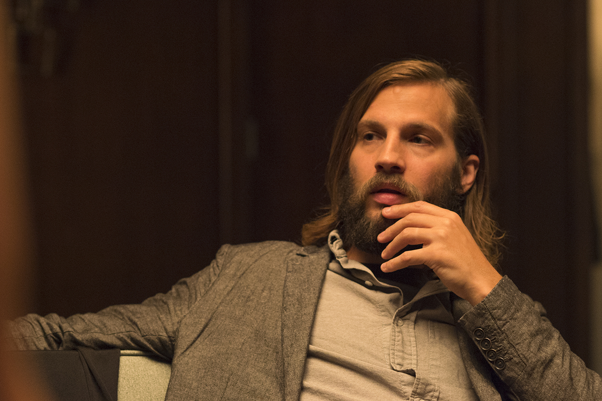 Logan Marshall-Green en La invitación