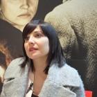 Marian Álvarez en la presentación de Lobos sucios