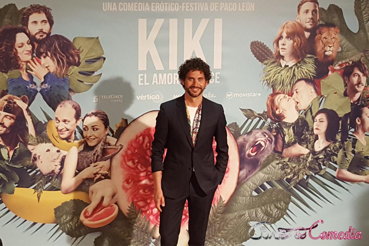 Paco León en la presentación de KIKI, el amor se hace