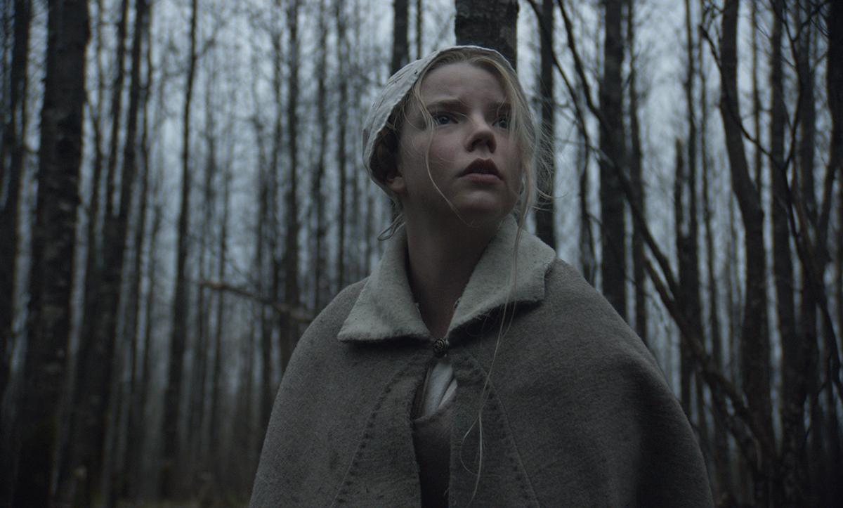 Anya Taylor-Joy en La bruja