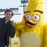 José Mota en la presentación de Angry Birds, la película