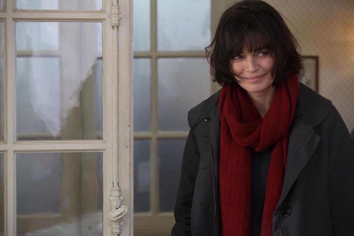 Marianne Denicourt en Un doctor en la campiña