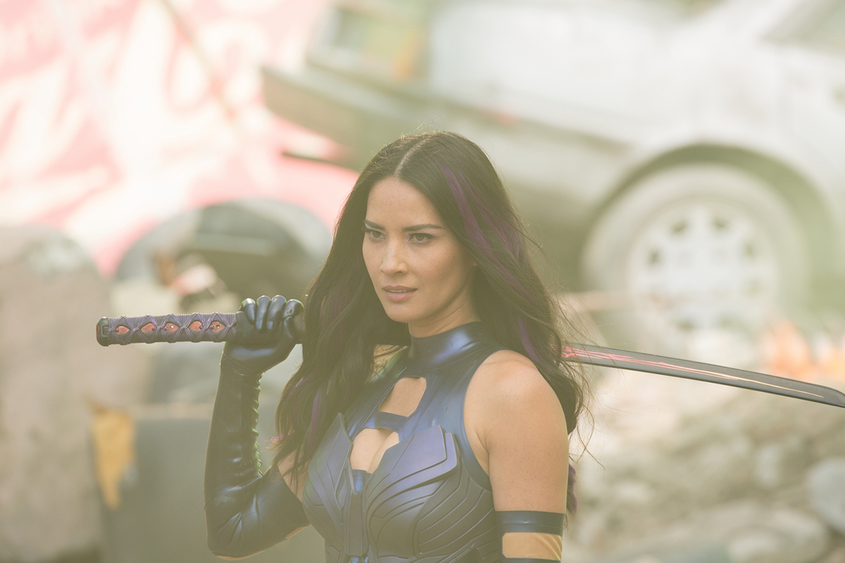 Olivia Munn en X-Men: Apocalipsis