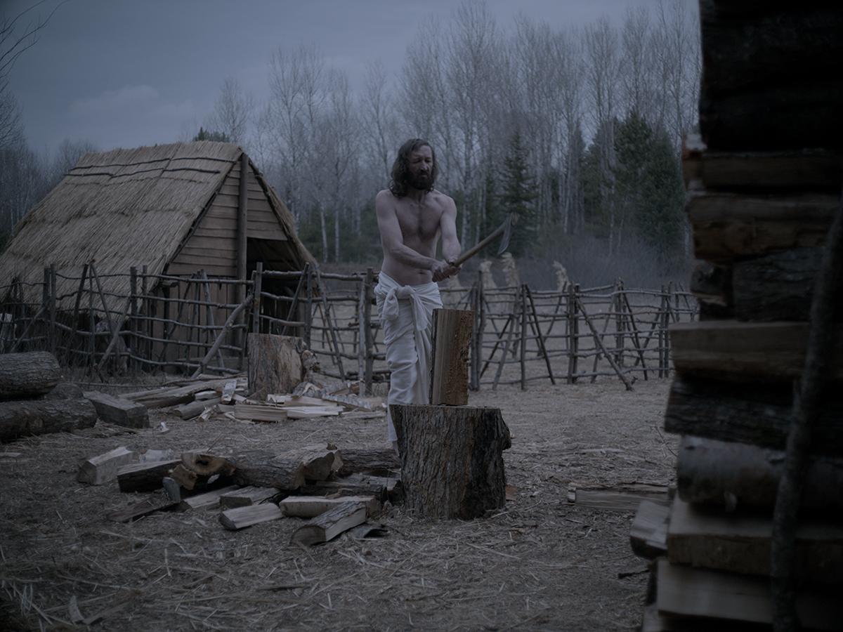 Ralph Ineson en La bruja