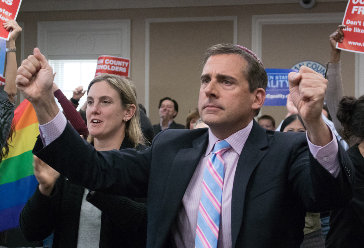 Steve Carell en Freeheld, un amor incondicional